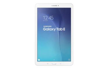 Tableta Samsung Galaxy TAB E T560 – De cursa lunga