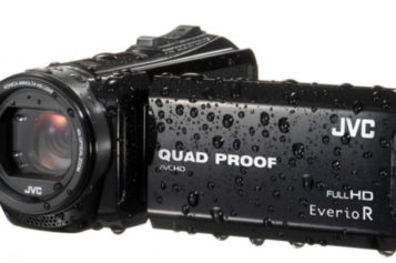 Camera video JVC Quad-Proof R GZ-R410BEU – Imagine video incredibila la super pret