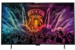 Televizor Smart Philips, 43PUH6101, 4K Ultra HD – Tehnologia de ultima generatie devine accesibila