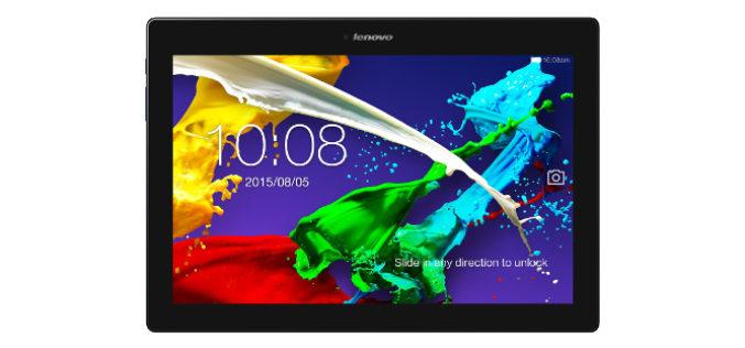 """Tableta Lenovo Tab2 A10-70, 10"""" , Quad-Core IPS – Fi mai pregatit ca niciodata"""