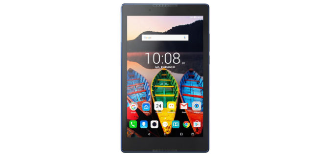 "Tableta Lenovo Tab 3 TB3-850F, 8"", Quad-Core 1.0 GHz, 2GB – Tehnologia de afișare adaptiva nu iti va obosi ochii"