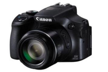 Aparat foto digital Canon PowerShot SX60 – Fotografie in cele mai mici detalii