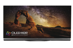 Televizor OLED LG OLED65E6V, 164 cm, Tehnologia viitorului cu un design unic !