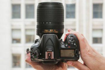 Aparat foto DSLR Nikon D7200 + Obiectiv 18-105 VR – O alegere inteleapta
