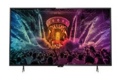 Philips 55PUS6101/12 Smart TV LED, Ultra HD – Imagini mai reale ca niciodata