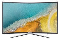 Televizor LED Curbat Smart Samsung, 138 cm, 55K6372, Full HD – Design impecabil