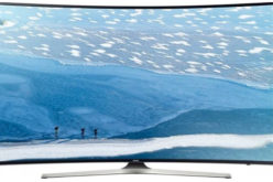 Televizor LED Curbat Smart Samsung, 55KU6172, 4K Ultra HD – O experiența incredibila