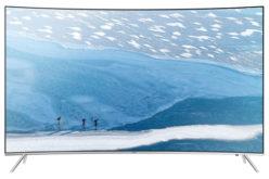 Televizor SUHD Curbat Smart Samsung, 108 cm, 43KS7502, 4K Ultra HD – Personajele din film vin la viață