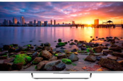 Televizor Smart Android LED Sony Bravia, 139 cm, 55W756C, Full HD