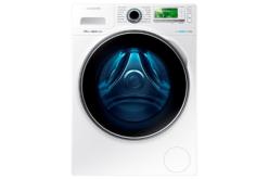 Masina de spalat rufe Samsung Crystal Blue WW12H8400EW, 12 kg, 1400 RPM, Clasa A+++