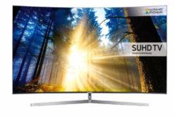 Televizor SUHD Curbat Smart Samsung, 163 cm, 65KS9000, 4K Ultra HD – Un miliard de culori !