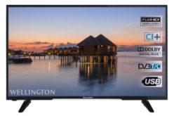Televizor LED Wellington, 109 cm, 43FHD279, Full HD