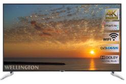Televizor LED Smart Wellington, 65UHDS240SW, 4K Ultra HD – Ultra claritate și super performanta