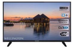 Televizor LED Wellington, 121 cm, 48FHD287, Full HD – Dotat si stilat, dar accesibil
