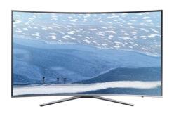 Televizor LED Curbat Smart Samsung, 108 cm, 43KU6500, 4K Ultra HD -Ecran curbat si o rezolutie 4K incredibila !