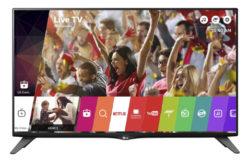 Televizor LED Smart LG, 100 cm, 40UH630V, 4K Ultra HD- O super rezolutie ULTRA HD 4K!