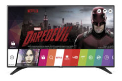 Televizor LED Smart LG, 108 cm, 43LH6047, Full HD – Multe functii Smart inteligente !