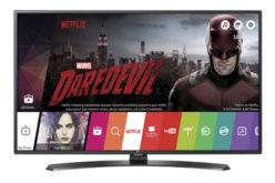 Televizor LED Smart LG, 108 cm, 43LH630V, Full HD- Design modern si performanta maxima!