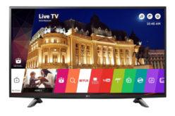 Televizor LED Smart LG, 123 cm, 49UH603V , 4K Ultra HD- Imagini impresionante 4K!