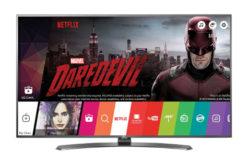 Televizor LED Smart LG, 139 cm, 55UH661V, 4K Ultra HD – O calitate incredibila a imaginilor !