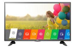 Televizor LED Smart LG, 80 cm, 32LH570U, HD – Elegant si dotat!