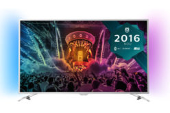 Televizor LED Smart Android Philips, 108 cm, 43PUS650112, 4K Ultra HD- O luminozitate de 400 cd/mp !