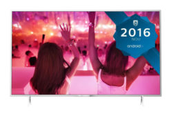 Televizor LED Smart Android Philips, 123 cm, 49PFS5501/12, Full HD-Ecran Full HD si conexiune Wireless !