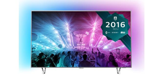 televizor-led-smart-android-Philips 65PUS7601/12