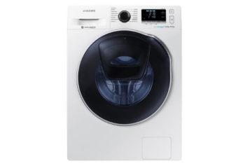 REVIEW – Masina de spalat rufe Samsung Eco Bubble AddWash WW80K7415OW/LE