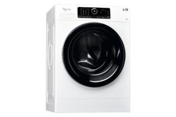 REVIEW – Masina de spalat rufe Whirlpool Supreme Care FSCR10431 – Tehnologie 6th Sense, Capacitate 10 kg, 1400 RPM