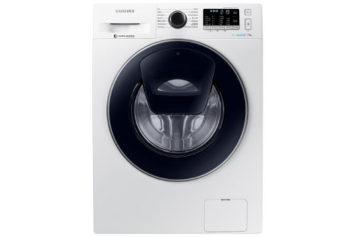 REVIEW – Masina de spalat rufe Samsung Eco Bubble AddWash WW70K5410UW/LE – Centrifugare 1400 RPM, Capacitate 7 kg, Inverter, Clasa A+++