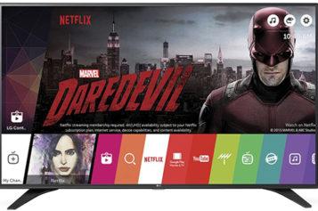 REVIEW – Televizor LED Smart LG 32LH6047, Full HD
