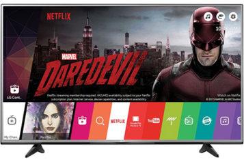 REVIEW – Televizor LED Smart LG 60UH6157, 4K Ultra HD