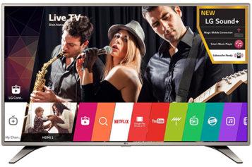 REVIEW – Televizor LED Smart LG 43LH615V, Full HD