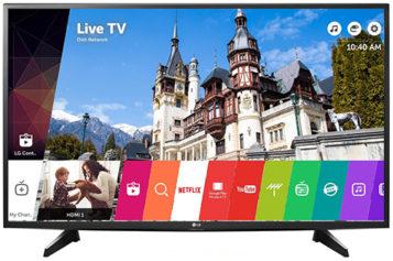 REVIEW – Televizor LED Smart LG 49UH6107, 4K Ultra HD