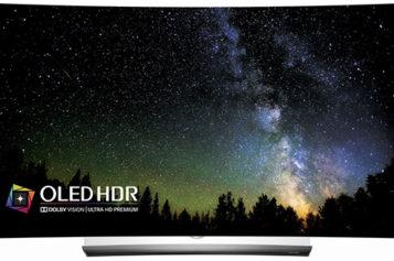 REVIEW – Televizor OLED Curbat Smart 3D LG OLED65C6V, 4K Ultra HD