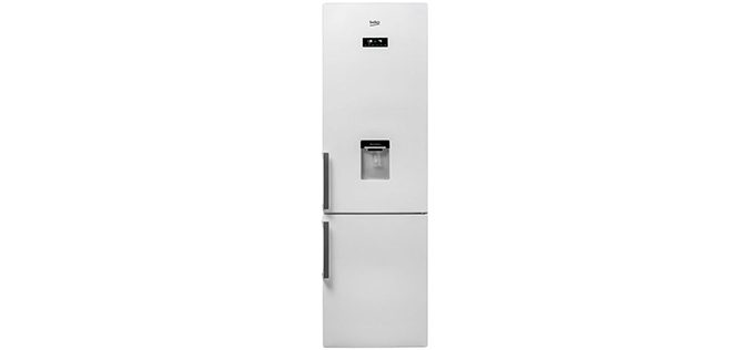 REVIEW – Combina frigorifica Beko RCNA400E21DZW – Design impresionant!