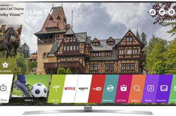 REVIEW – Televizor Super UHD Smart LG 75SJ955V – Diagonala de 190cm!