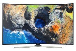 REVIEW – Televizor LED Curbat Smart Samsung, 138 cm, 55MU6202, 4K, Absolut imens!