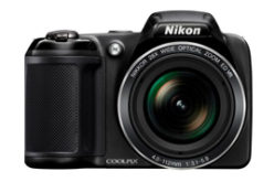 Aparat foto digital Nikon COOLPIX L340