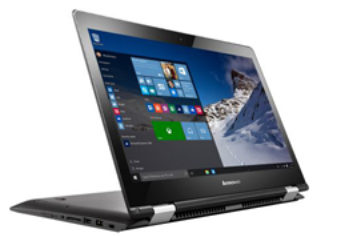 Laptop 2 in 1 Lenovo Yoga 500 – Performanta la un pret bun