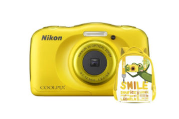 Aparat foto digital Nikon COOLPIX WATERPROOF W100 – Hai sa facem poze si in apa!