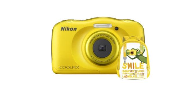 Aparat foto digital Nikon COOLPIX WATERPROOF W100 – Hai sa facem poze si in apa!