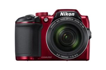 Nikon COOLPIX B500, 16.1MP Rosu – Surprinde detaliile momentelor speciale