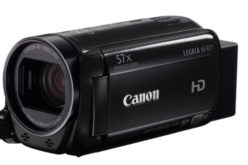 Camera video Canon Legria HF R77 – surprinde perfectiunea
