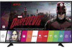 Televizor Smart LED LG, 123 cm, 49UF6407 – Viitorul este aici!
