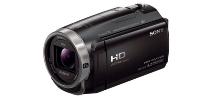 Camera video Sony Handycam HDRCX625 – Camera care te inspira sa creezi