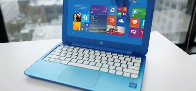 Laptop HP Stream 11 – Micul tau prieten albastru
