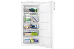 Congelator Zanussi ZFU19400WA, Capacitate 168 l, Clasa A+ – Mai mult spatiu pentru tine