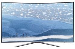 LED Curbat Smart Samsung 55KU6502, 4K Ultra HD – Transfera fotografii, clipuri video și muzică direct pe TV